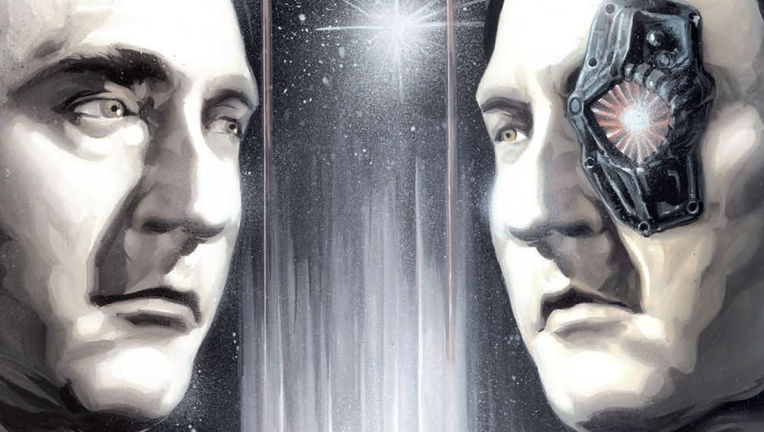 Star Trek: The Next Generation: Through the Mirror 2 Hero