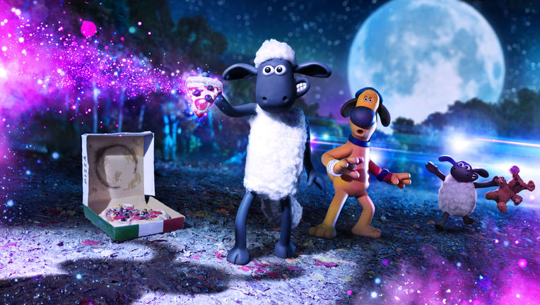 Farmageddon: A Shaun the Sheep Movie key art