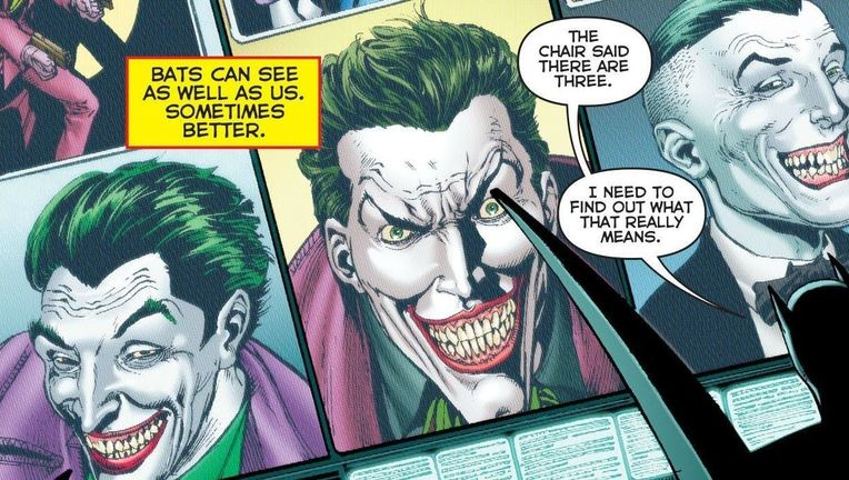 Three Jokers Panel