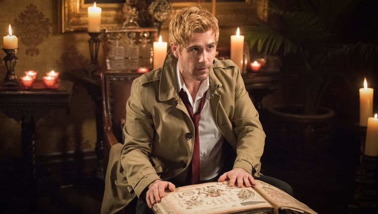 Legends Of Tomorrow Matt Ryan, Constantine