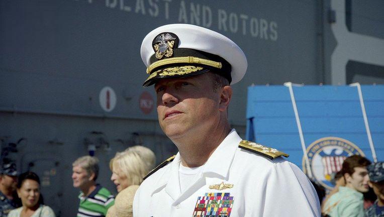 Adam Baldwin on The Last Ship