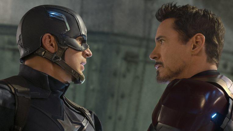 Captain America: Civil War, Iron Man