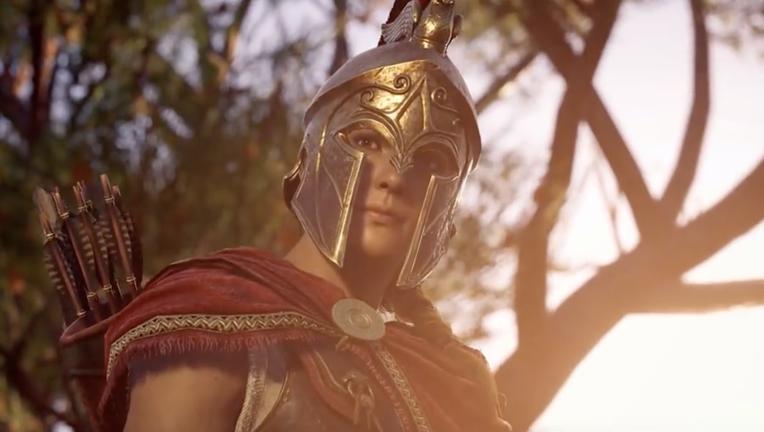Assassins Creed Odyssey Kassandra