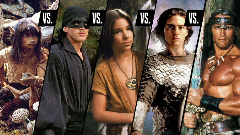 Debate Club: Best 1980s Fantasy Films