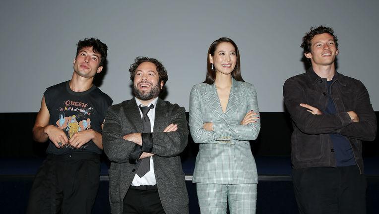 Fantastic Beasts: Crimes of Grindelwald cast
