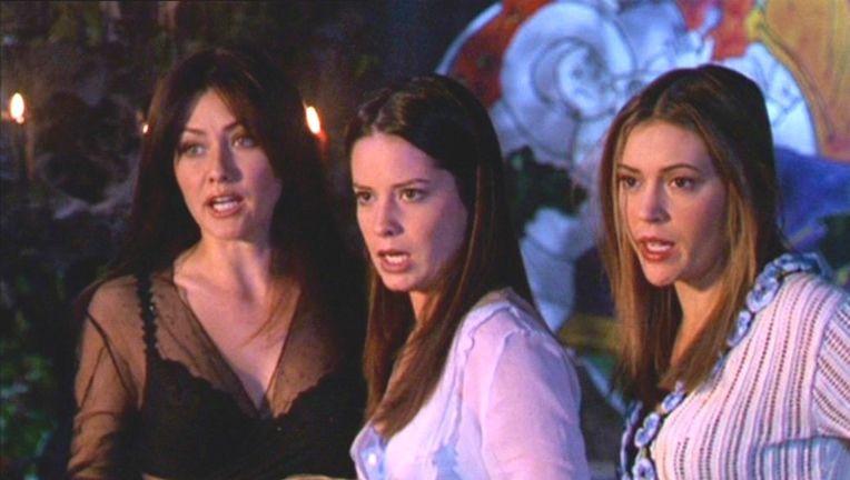 Charmed- Original three sisters