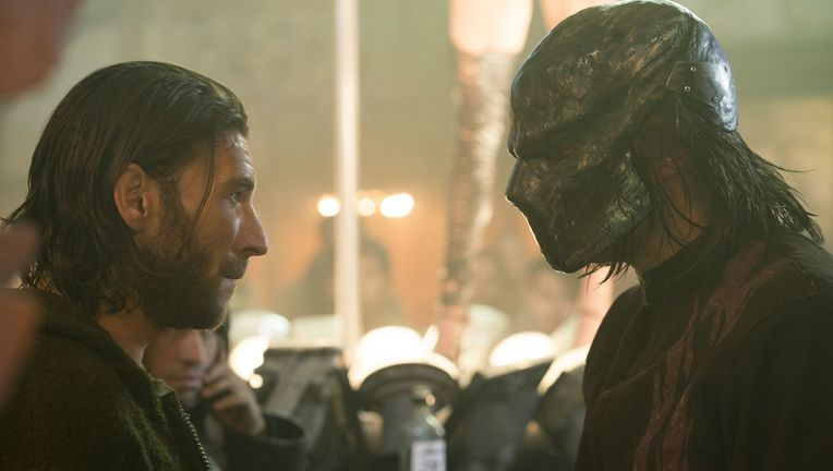 Death Race Beyond Anarchy Zach McGowan