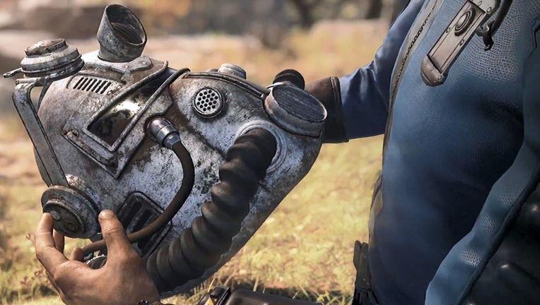 Fallout 76 - Helmet