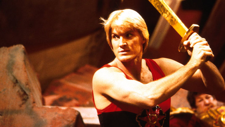 Flash Gordon Sam J. Jones