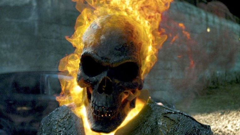 Ghost Rider Spirit of Vengeance Nicolas Cage