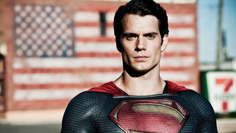 Henry Cavill Superman Man of Steel