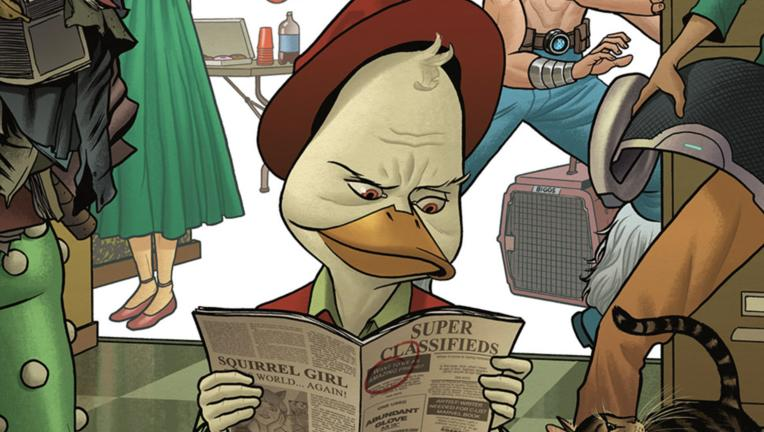 Howard The Duck no 11 Marvel Comics