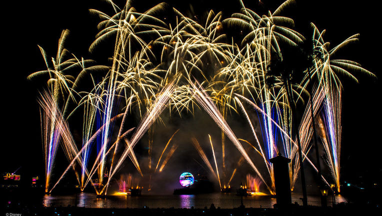 illuminations Reflections of Earth Epcot Disney