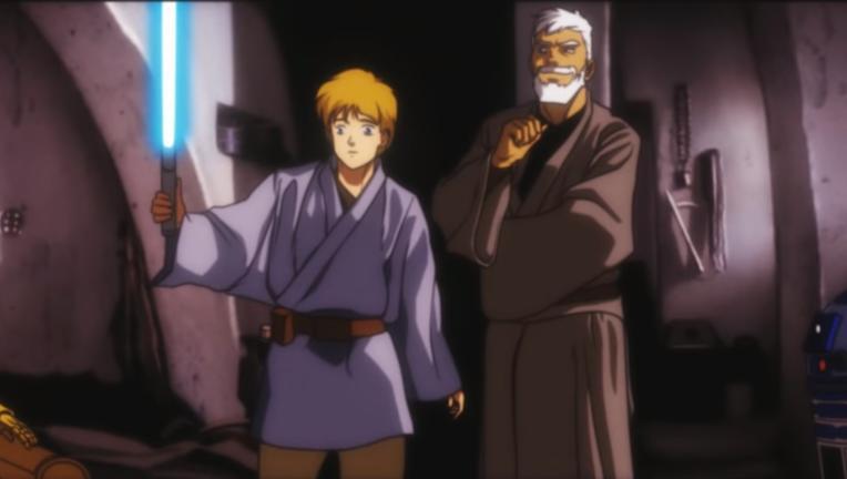 Luke Anime