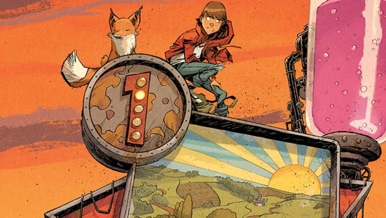 Image Comics Middlewest #1