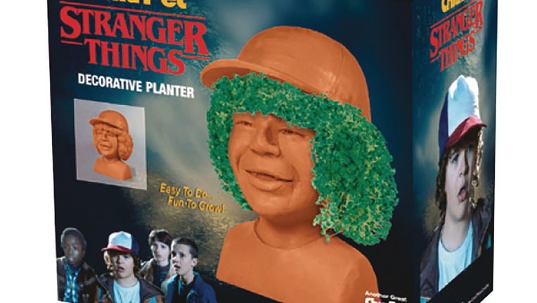 NECA Chia Pet Stranger Things