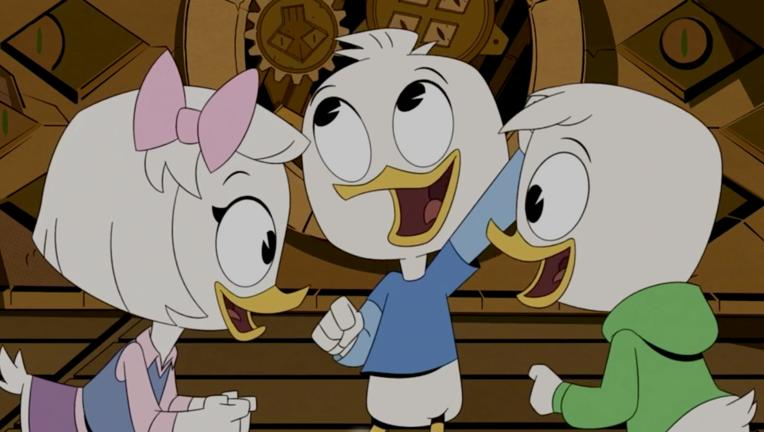 New DuckTales Disney