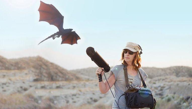 Paula Fairfield Game of Thrones hero