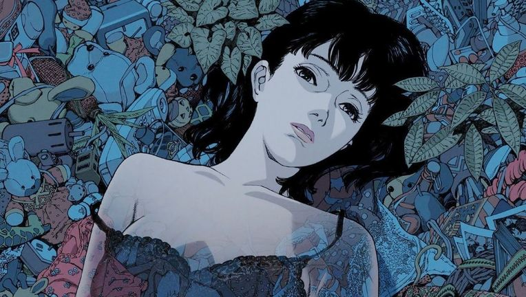 Perfect Blue - Mima