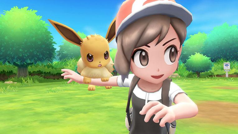 pokemon lets go pikachu hero