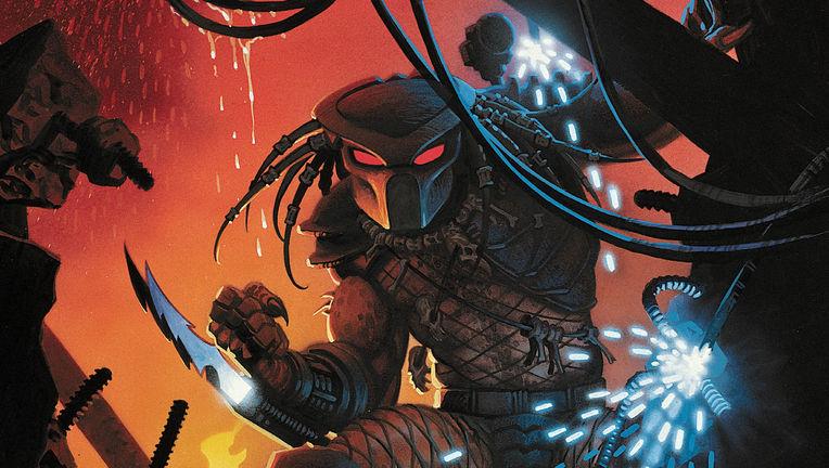 Predator Comics Hero