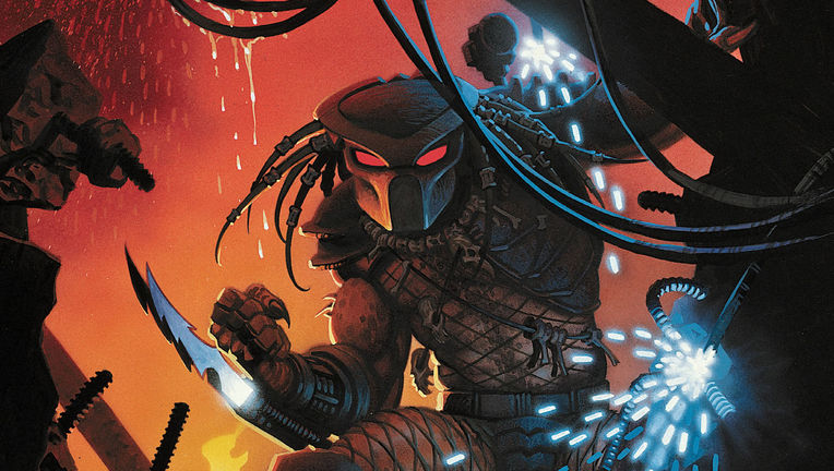 Predator Comics Hero
