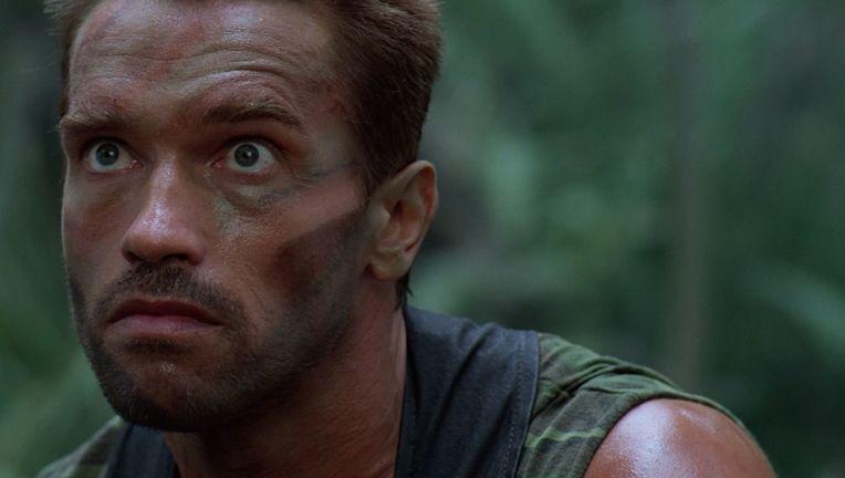Predator Arnold Schwarzenegger