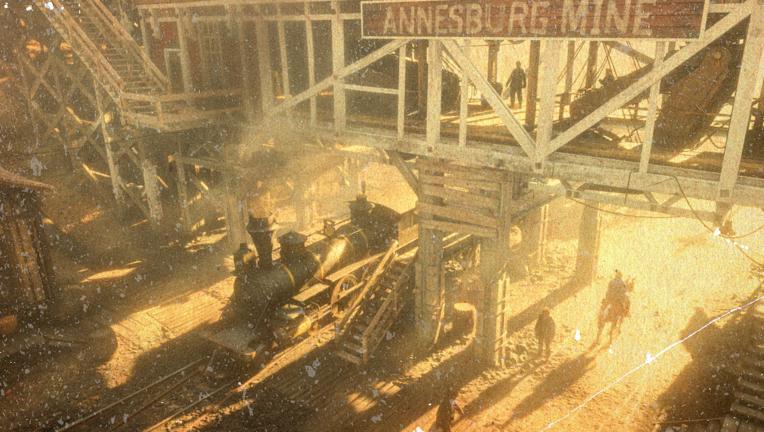 Red Dead Redemption 2 Annesburg