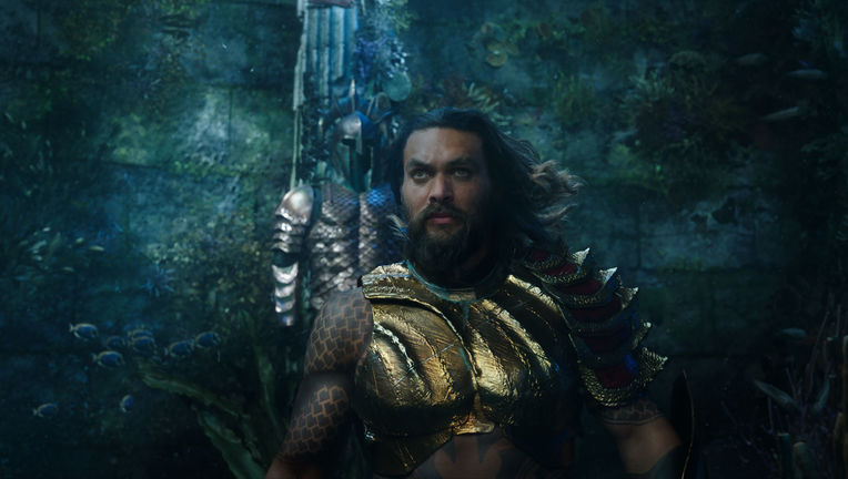 JASON MOMOA Warner Bros. Pictures AQUAMAN