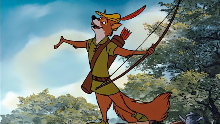 Foxy Why Everyone Has A Crush On Disney S Robin Hood Syfy Wire