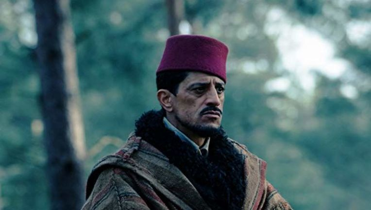 Said Taghmaoui Wonder Woman Sameer