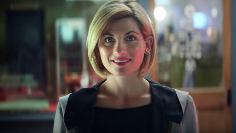 Doctor Who, 13th Doctor, Jodie Whittaker