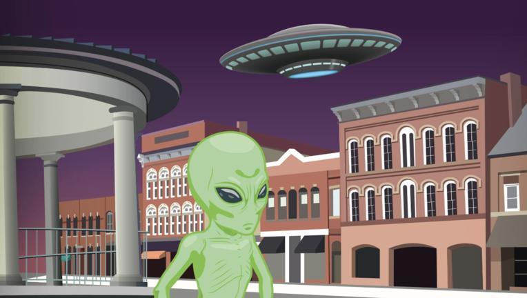 Exeter UFO fest
