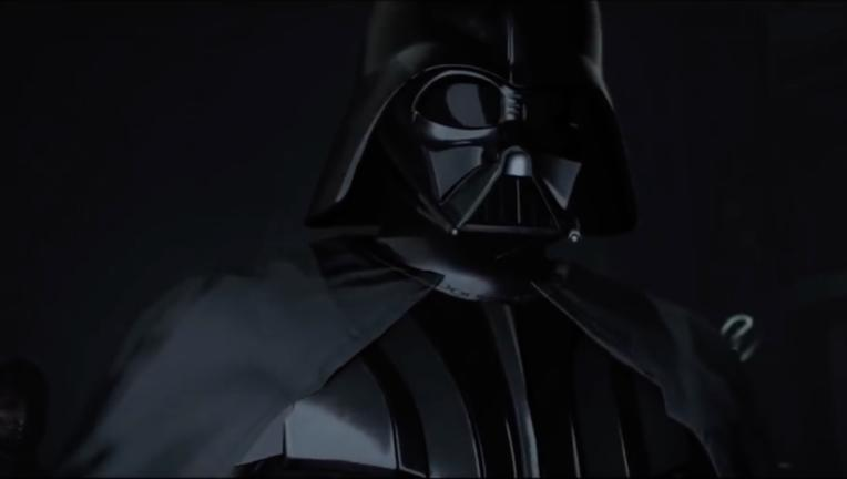 Darth Vader in Vader Immortal: A Star Wars VR Series