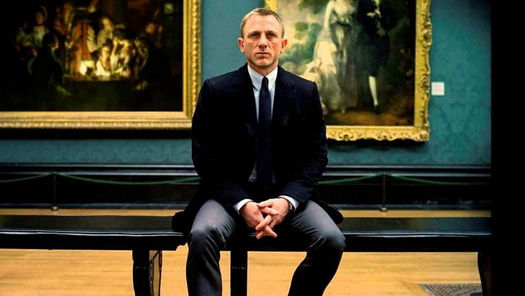 Skyfall Daniel Craig as 007