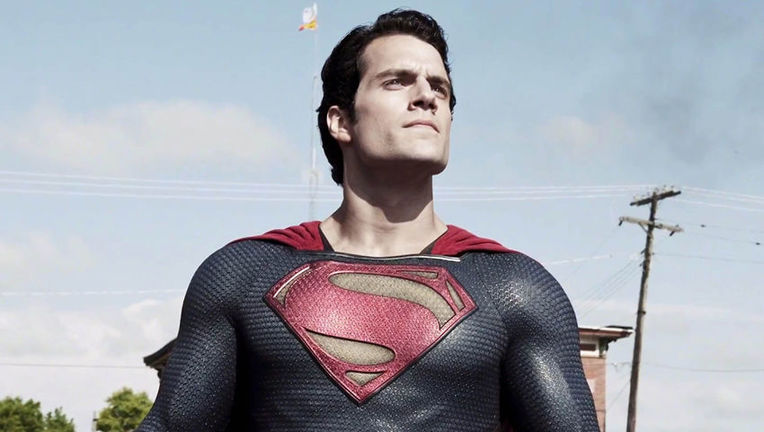 Superman Header