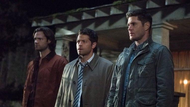 Supernatural Sam Dean Castiel