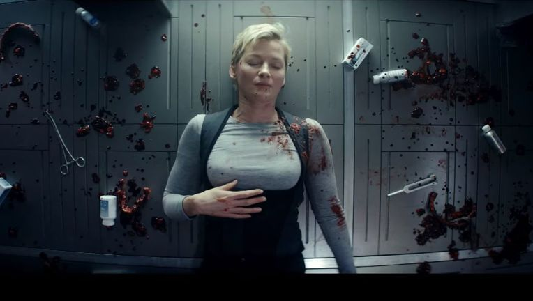 Syfy Nightflyers