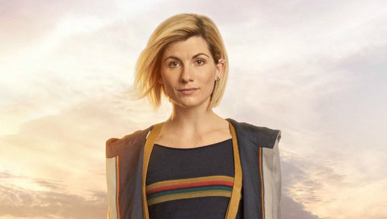 Jodie Whittaker The Doctor