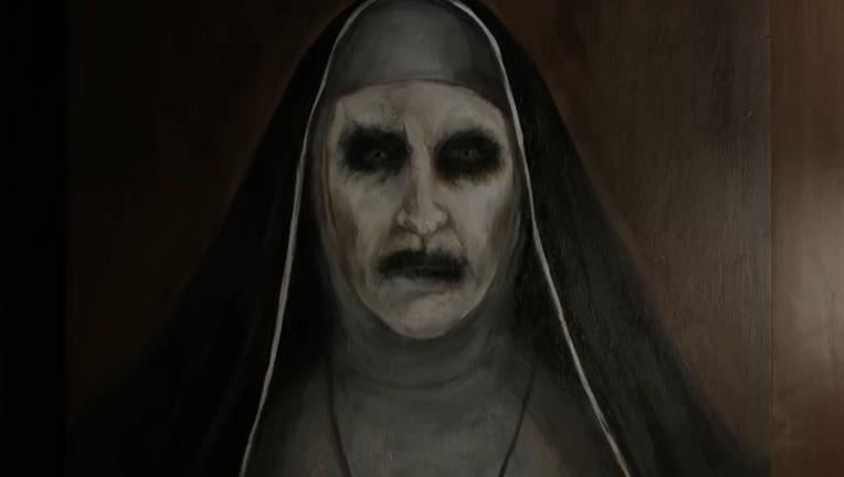 the conjuring nun