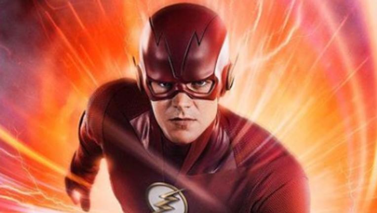 The Flash costume season 5