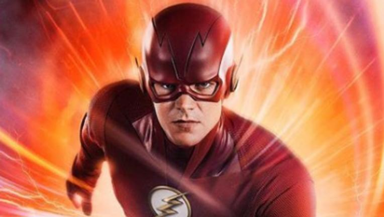 The Flash costume season 5