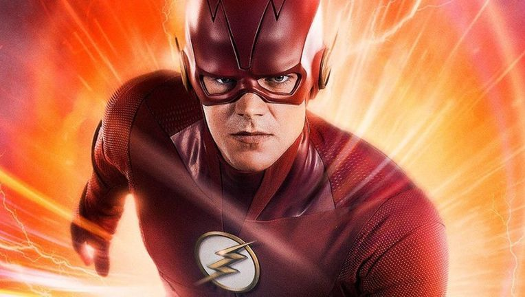 The Flash Season 5 hero