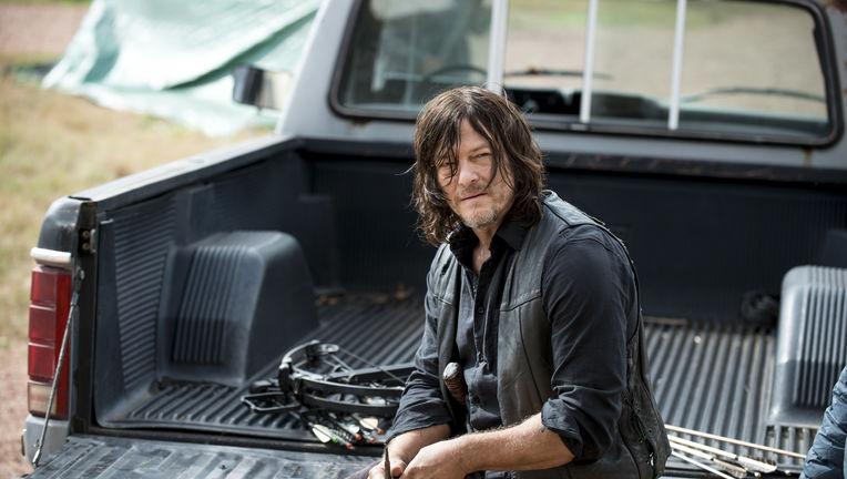 The Walking Dead Daryl, Norman Reedus