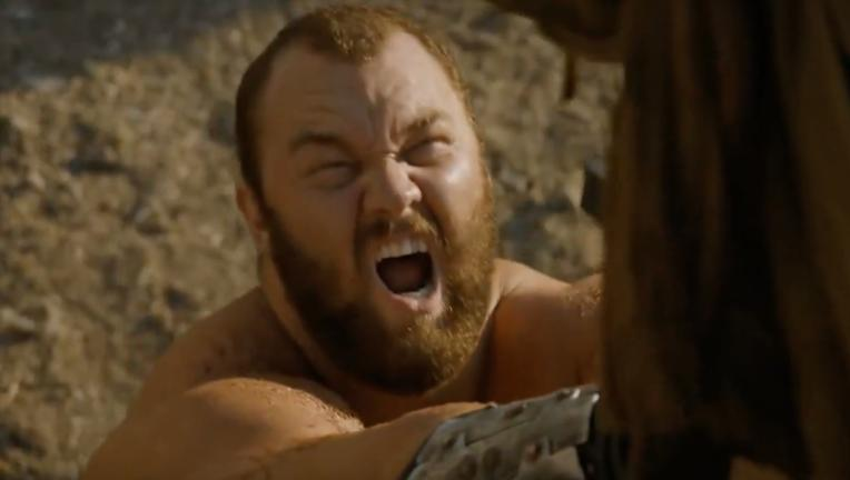 "Gregor ""The Mountain"" Clegane, Game of Thrones"