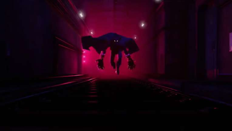 Prowler Into the Spider-Verse