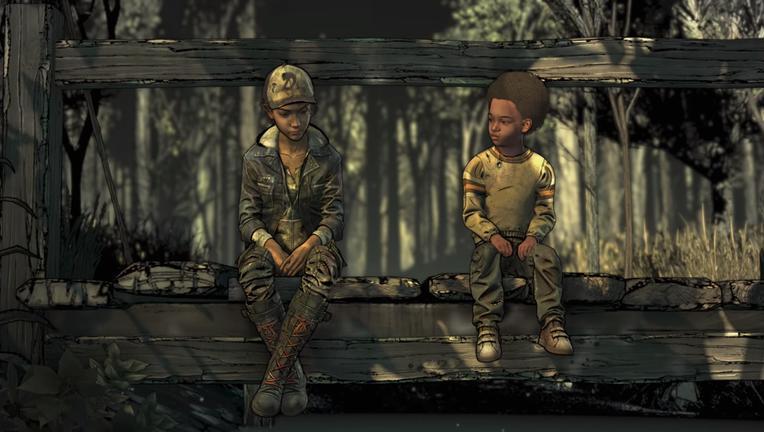 The Walking Dead Telltale