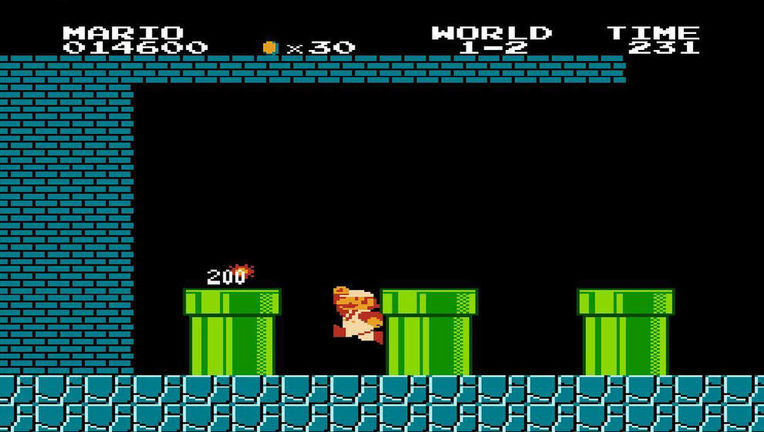 Super Mario Bros. - Warp Zones