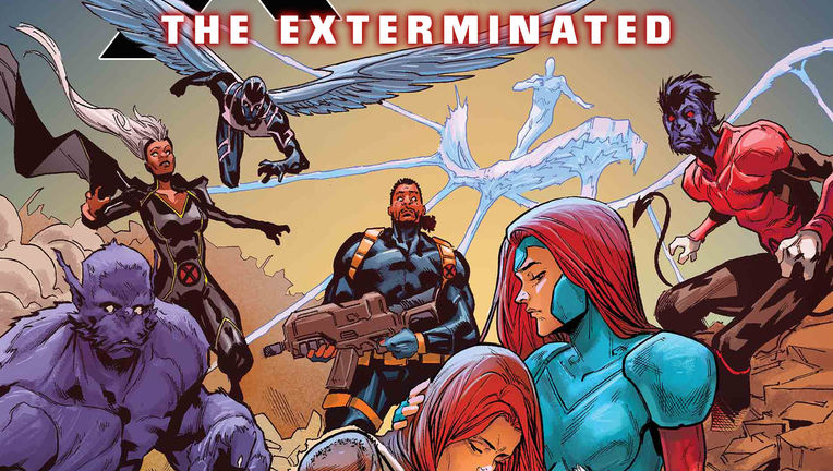 X-Men The Exterminated 1 cover