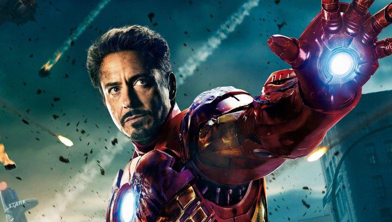 Iron Man Tony Stark